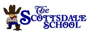 the scottsdale school logo